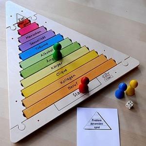 Problempyramidenspiel