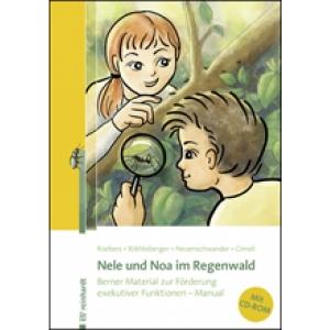 Nele und Noa im Regenwald (Buch incl. CD)