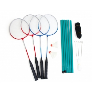 Badminton Set mit 7 Teilen