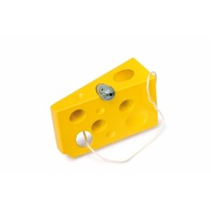 Fädelkäse Gelb