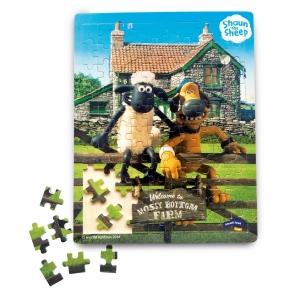 Shaun das Schaf Puzzle