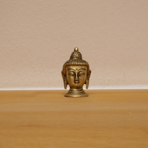 Buddha Kopf 6,5 cm